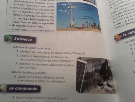La petite image à droite sur une page du livre