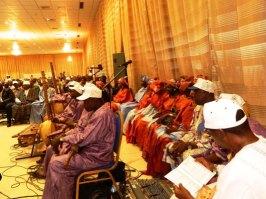 L'assemble instrumental du Mali
